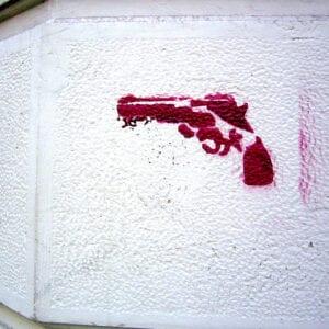 Graffties gun
