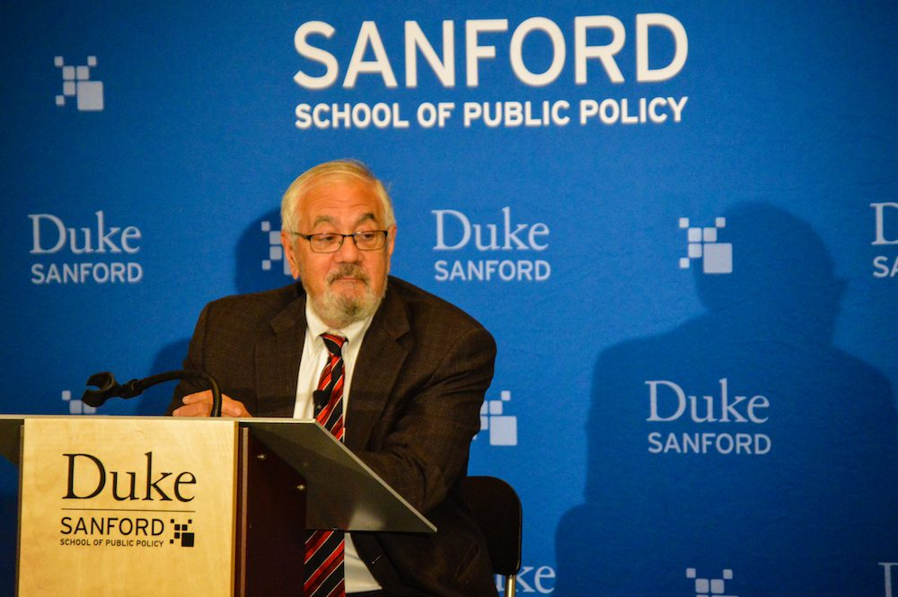 Barney Frank speaks at Sanford